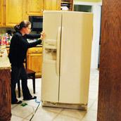 Shuffling Cabinets Around
