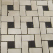 Clean Stained Tile