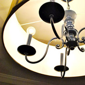 Updating A Chandelier