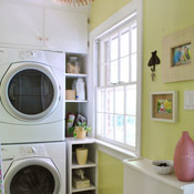 Making Over Our Laundry Room