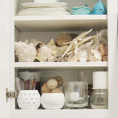 Storing Extra Decor