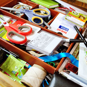 Relocating Our Junk Drawer