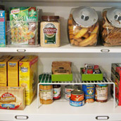Organizing Our Pantry