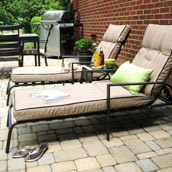 Adding New Patio Furniture