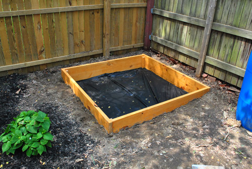 how to build a sandbox part 2 - Sandbox Design Ideas