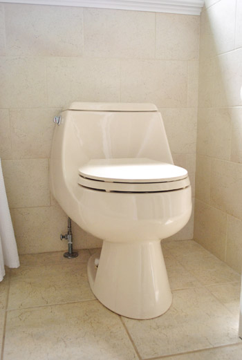 What\'s The Commode-tion? (Switching Out A Toilet) | Young House Love