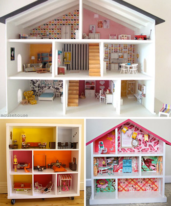 How To Build A Dollhouse Part 1 Assembling It Young