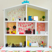 Decoarting A Modern Dollhouse