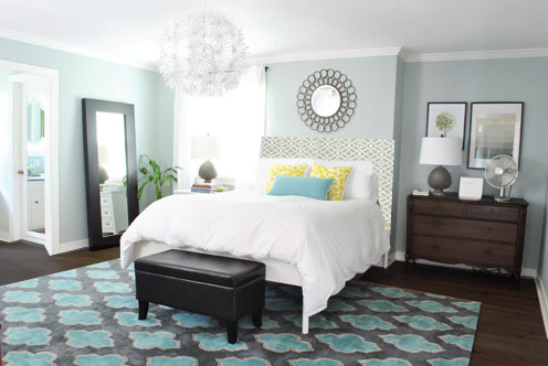 Fancy And just because I can ut stop at one photoshopped headboard option here are some more I had fun with