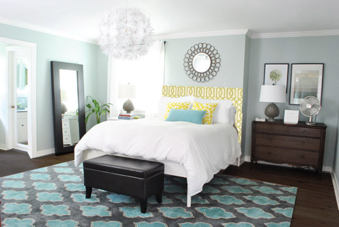 Good With Ed the Bed officially minus posts we quickly turned our attention to making him plus headboard u as you saw Sherry mock up in Photoshop last week