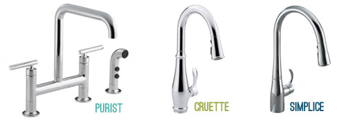 prize a new kitchen sink from the kohler colors featuring jonathan adler collection plus a new faucet a potential prize value of nearly - Kohler Simplice