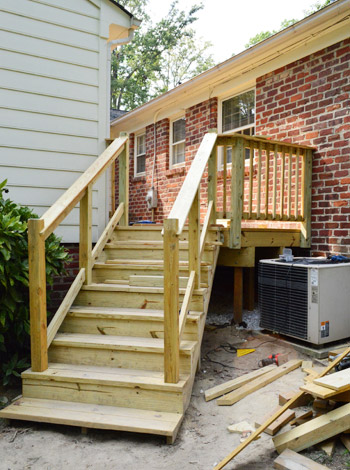 How To Build A Deck: It\'s DONE!!! | Young House Love
