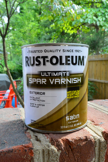 Protecting Outdoor Furniture With Varnish And Teak Oil Part 36