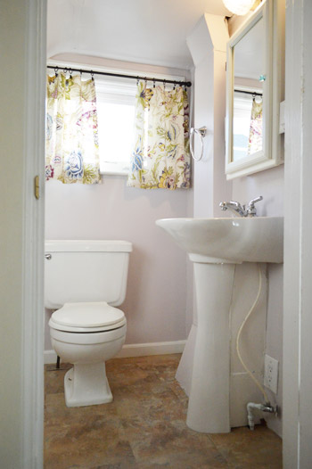 Our 170 Bathroom Makeover For Granny