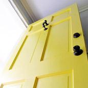 Paint A Front Door