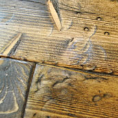 A Weathered Wood Effect