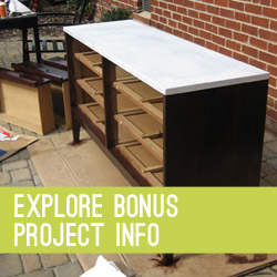 Explore Extra Project Info