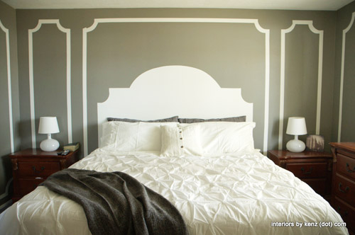 Painted Headboard On Wall book projectsyou (over 300 diy & craft projects!) | young
