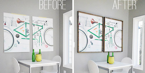 Impressive 25 How To Hang Posters Without Damaging Walls