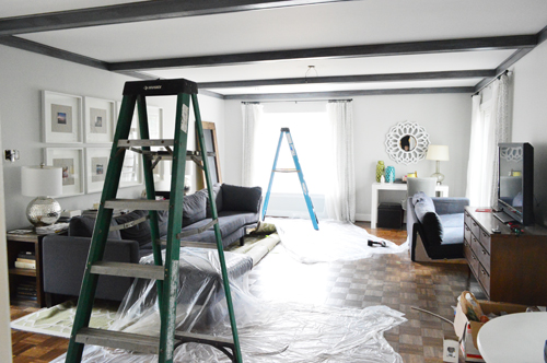 A Few Simple Ways To Save Money On Electrical Work | Young House Kitchen Lighting Ideas Popcorn C Html on
