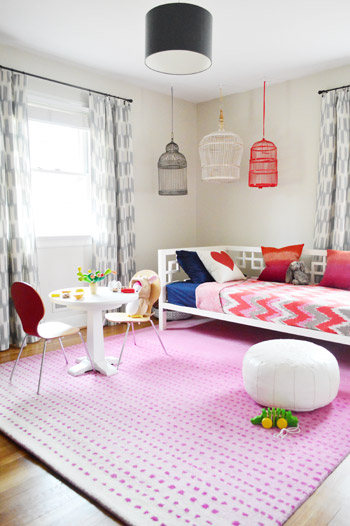 Finishing Touches In The Playroom | Young House Love