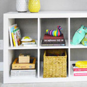 Storing Toys Stylishly
