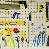 Keeping Tools Organized