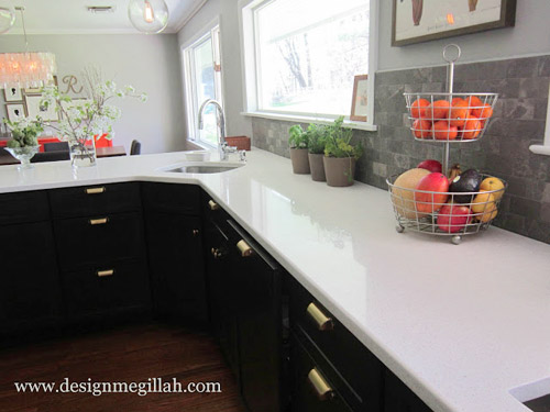 Black Bottom And White Top Kitchen Cabinets reader redesign: bring your tuxedo | young house love