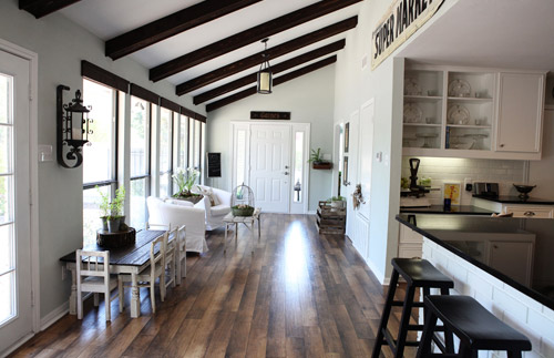 Reader Redesign Farmhouse Kitchen Young House Love