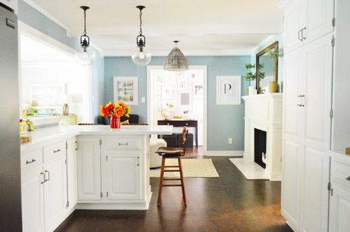 Our paint colors young house love for Benjamin moore kitchen paint ideas