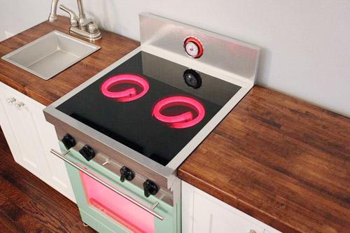Reader Redesign Mini Kitchen Masterpiece