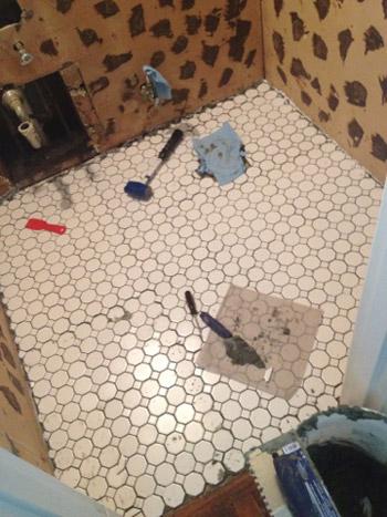 For best tile vct underlayment