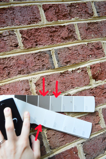 Best Exterior Paint Colors With Brick image of exterior paint color schemes with brick Picking A New Siding Color Updating Our Exterior Trim