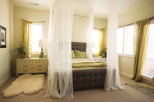 Curtains Ideas ceiling curtains ikea : House Crashing: Calming & Clever | Young House Love