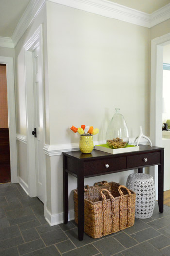 Young House Love Foyer Light : Foyer freshness a soft neutral paint color young house love