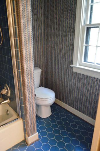 Beautiful Bathroom Plans u How To Strip Wallpaper What Worked Best