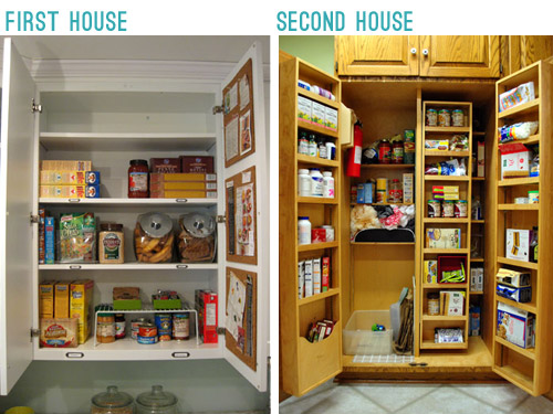 Adding Extra Shelves And A Microwave To The Pantry