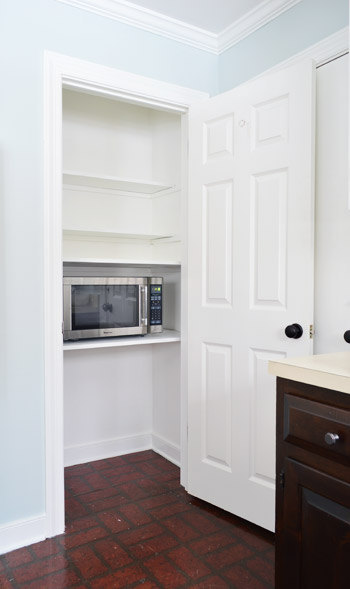 Charming Adding Tons Of Pantry Storage U0026 Function