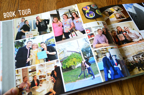 Shutterfly Photo Book Cover Ideas : Making our family yearbook an annual photo book young