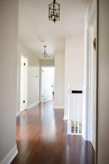 Paint paint and more paint young house love for Gloss paint for trim