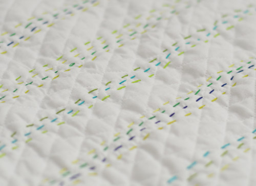 Making An Easy Handmade Baby Quilt | Young House Love : easy homemade quilts - Adamdwight.com