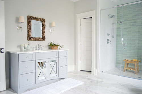 Shades Driftwood Bathroom Furniture distressed driftwood floors