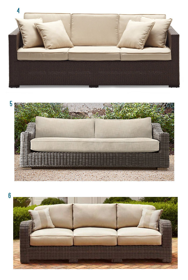 Marvelous Outdoor Sofa Searching