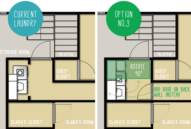 We Have A Laundry Room Plan Young House Love
