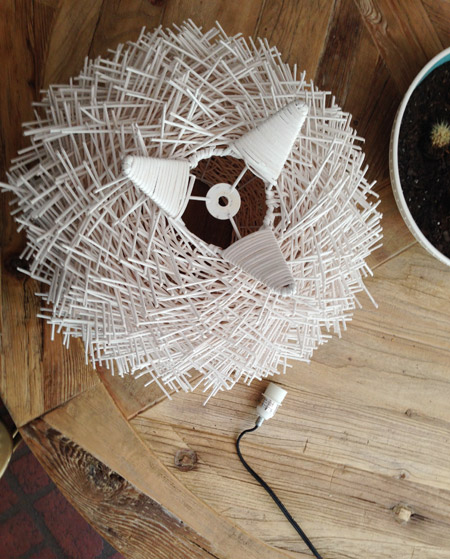 Converting A Lamp Into A Pendant Light Young House Love