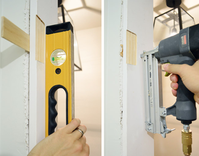 That\'s My Jamb (aka: How To Hang A Door) | Young House Love