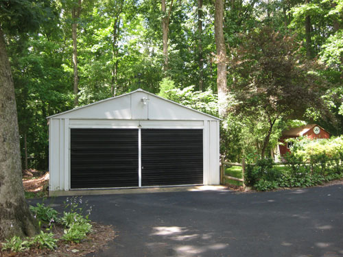 Painting A Garage Door Is Easy And Affordable Here S How