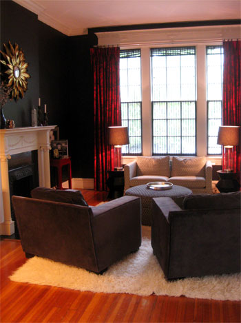 red curtain ideas for living room house crashing luxe amp lovely part two house 24691