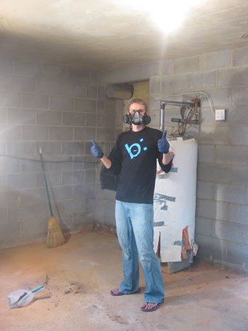 Waterproofing A Basement And Getting Rid Mold & Mildew Is No Easy