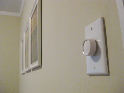 How To Install A Dimmer Switch | Young House Love
